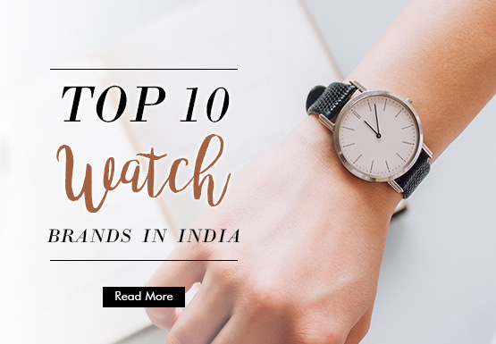 Top 10 Watch Brands