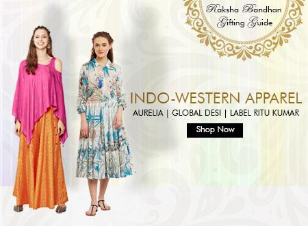 Indo Western Clothing