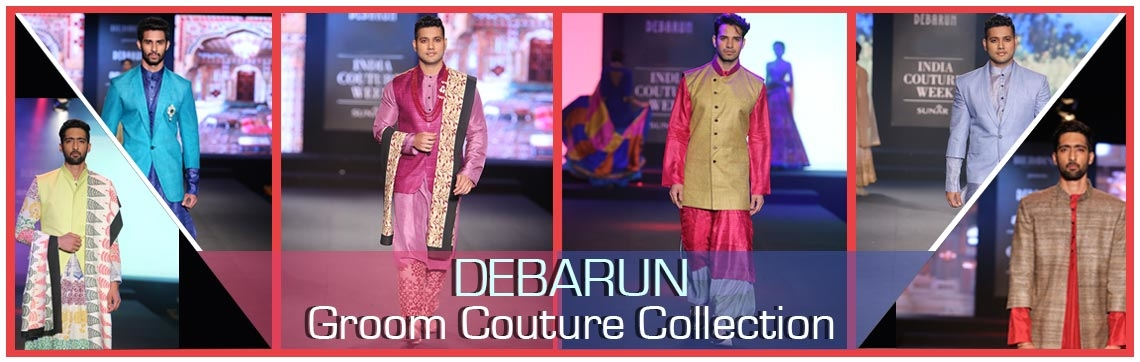 Debarun - Groom Couture Collection