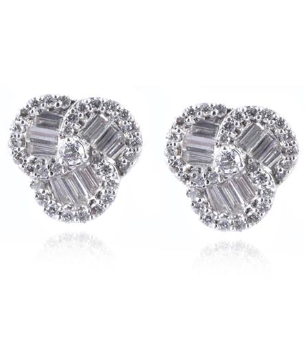 Floraltine Stud Earring DE0077